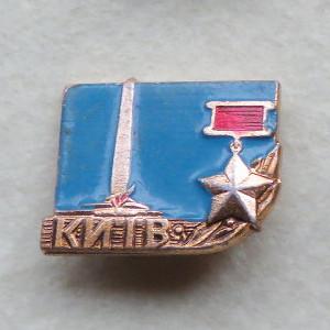 キエフ ピンバッジ