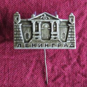 レニングラード ピンバッジ