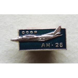 アントノフAn-26 ピンバッジ